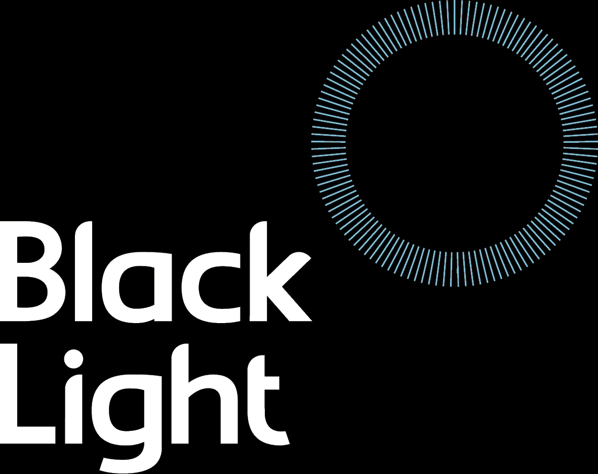 Black Light logo