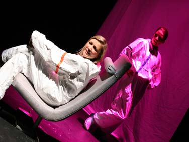 Fiona Morrison and Shian Denovan in 'Signs of Life' by Cormac Quinn